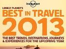 best in travel 2013 lonely planet